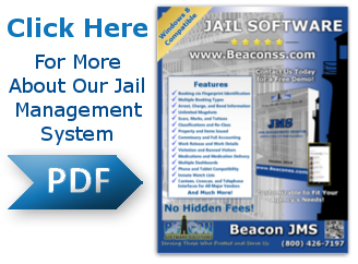 Jail Management Flyer