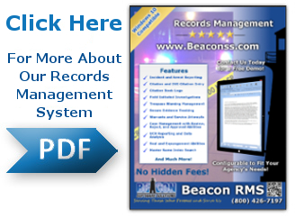 Records Management Flyer